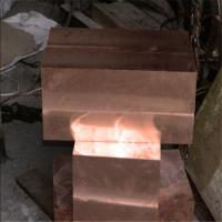 Buy cheap High quality 99.99% copper ingot hot sales from wholesalers