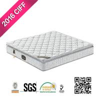 Buy cheap Comfort Zone Pocket Spring Euro Top Latex Mattress | Meimeifu Mattress from wholesalers