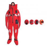Buy cheap Waterproof Immersion Survival Suit For Fishman EC Certification 6h Protection from wholesalers