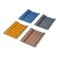 Buy cheap 6063 Anodized Aluminum Trailer Extrusion Profile Customized Color from wholesalers