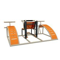 Buy cheap Chines New Combination Slant Board Bench Exercise Sit Up Weight Workout Fitness Outdoor Fitness Equipment from wholesalers
