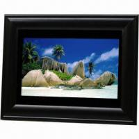 Buy cheap 9.2-inch Digital Photo Frame, Supports CF, SD, MMC, XD and MS Cards from wholesalers