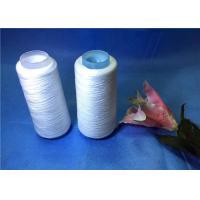 Raw White Optical White Black Polyester Spun Yarns Bag Sewing Threa