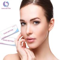 Buy cheap Fine Line Anti-wrinkle filler Cross-linked Hyaluronic Acid Injection Dermal Filler from wholesalers