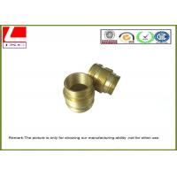 Professional Precise High Speed Machining Brass Precision Components