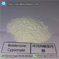 Buy cheap High quality Boldenone Cypionate for bodybuilding , CAS 106505-90-2 product