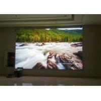 Buy cheap High definition small pitch 3mm led display , p3 indoor led display from wholesalers