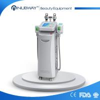 Buy cheap Hot sale cool shaping cryolipolysis fat freezing machine / cryotherapy equipment from wholesalers