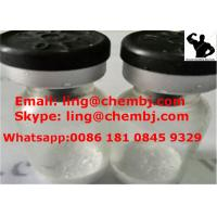 Buy cheap CJC1295 Without  DAC GMP Supply Peptide Steroid Hormones Injection CJC1295 No DAC from wholesalers
