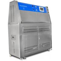 Buy cheap Automatic UV Light Accelerated Aging Testing Chamber for Plastic and Rubber from wholesalers