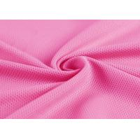 Buy cheap 10S NR Twill Strong Stretch Fabric , Rayon Nylon Spandex Fabric Super Soft from wholesalers