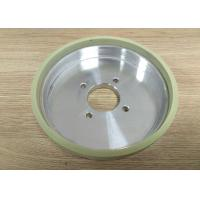 Buy cheap Ceramic Vitrified Bond Diamond Grinding Wheels For Processing Cermet OEM product