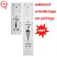 Buy cheap European Union standard biodegradable plastic umbrella bags wholesale from wholesalers