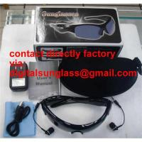 Buy cheap New Model 2GB MP3 Sunglasses (Sunglasses with MP3 Player) from wholesalers