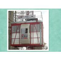 Buy cheap Construction hoist 33m/min Speed Single cabin 2000kg capacity product