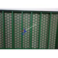 Buy cheap Scomi Shaker Screen For Mud Cleaner , Oil Vibrating Screen Directional Drilling Accessories from wholesalers