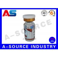 Buy cheap PP Steroid Bottle Labels Pre Printed Labels Hologram Printing from wholesalers
