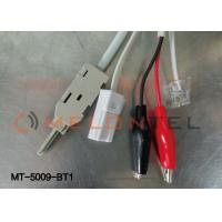 Buy cheap BT Style UK Telephone Test Cable ABS PBT Material With RJ11 6P4C Modular Plug from wholesalers