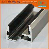 Buy cheap 6063 T5 aluminium profile for kitchen cabinets,furniture aluminium profiles from wholesalers