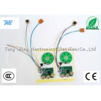 Buy cheap Small Recordable sound chip for Greeting Card , Wedding , Valentine′s Day from wholesalers