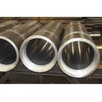 Buy cheap ST35 / ST45 Thick Wall DIN 2391 Pipe , Hydraulic Cylinder Precision Honed Tube from wholesalers