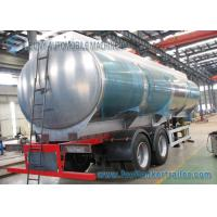 Buy cheap SUNY 28000L Aluminum 5083 Oil Tank Trailer Tandem Axle Utility Trailer from wholesalers
