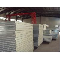 Buy cheap Polyurethane steel sandwich panel for building wall and roof from wholesalers