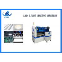 Buy cheap Automatic Vision Pick And Place Smd Machine High Precision Stable 8 Heads from wholesalers