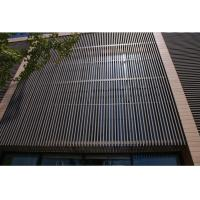 Buy cheap UV Resistant Waterproof WPC Wall Cladding Panel For Room Roof / Garden Draining from wholesalers
