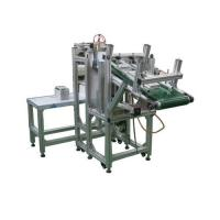 Buy cheap Aluminum Foil Container Stacker Machine from wholesalers