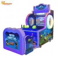 Buy cheap Popular Video Arcade Machine Plants VS Zombies Game Ice Man Water Gun 3D Shooting Game Machine from wholesalers