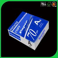 Buy cheap Muti-Purpose Printing Virgin Pulp Double A4  Copier Paper Uncoated Paper product