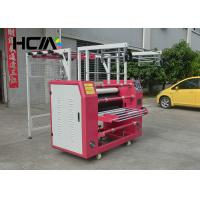 Buy cheap Automatic Lanyard Heat Press Machine , Double Sided Dye Roll To Roll Sublimation Machine from wholesalers