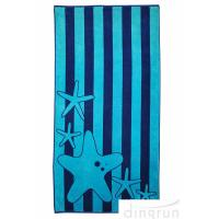 Buy cheap Superior Luxurious 100% Cotton Velour and Absorbent Terry Beach Towels from wholesalers