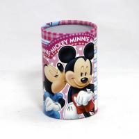 Buy cheap Micky Mouse Lovely Carton Cardboard Paper Cans Packaging for Pen and Pencil Package  product