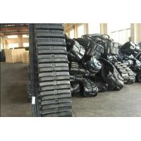 Buy cheap Skid Steer Track Loader Rubber Tracks Lightweight Structure T300 * 86K * 48 from wholesalers