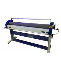 Buy cheap Industrial Laminating Machine , Manual Roller Cold Laminators For Schools Fayon-1600MA from wholesalers