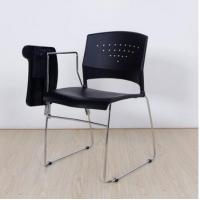 Buy cheap Metal Chair with Side Pad for Writing// Trainning Chair from wholesalers