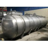 Buy cheap Super Large Fixed Horizontal Storage Tank For Hydrochloric Acid HCL, Nitrogen Cryogenic ANT ST1913 from wholesalers