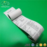 Buy cheap Grade A thermal cash register paper rolls from wholesalers