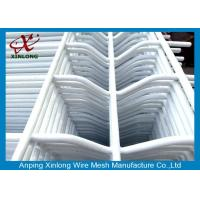 Buy cheap Eco Friendly Galvanized Welded Wire Fabric , Welded Steel Mesh Panels XJF-01 from wholesalers
