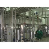 Buy cheap Turnkey Project Beverage Production Line Bottling Juice Concentrate Machine from wholesalers