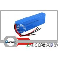Buy cheap Electric Lithium Battery Packs 11.1V 40800mah constant voltage from wholesalers