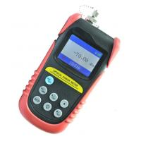 Buy cheap Handheld Optical Power Meter Fiber Optic Measurement With 0.01dBm Precision from wholesalers