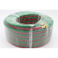 Buy cheap 3 / 16'' - 3 / 8'' Grade R Twin Welding Hose 20 bar for Argon Arc Welding from wholesalers
