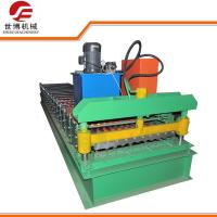 Buy cheap Metal Roller Shutter Door Forming Machine With Hydraulic Cutting Machine from wholesalers