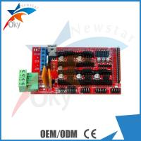Buy cheap Reprap Mendel Prusa RAMPS 1.4 3D Printer Control Board Fits 5 Pololu Stepper Driver Board from wholesalers