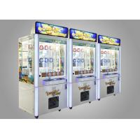 Buy cheap Colorful Design Arcade Prize Machines / Game Center Claw Crane Machine from wholesalers