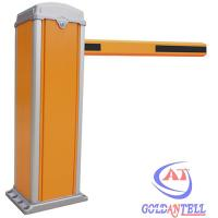 Buy cheap Wireless Remote Control And 3~6s Reaction Rate Electric Boom Gate / Parking Access Control Barrier from wholesalers