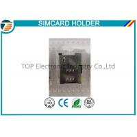 Buy cheap Molex Push - Push Style SIM Card Holder 6 Pin For GSM GPRS Module 0475531001 product